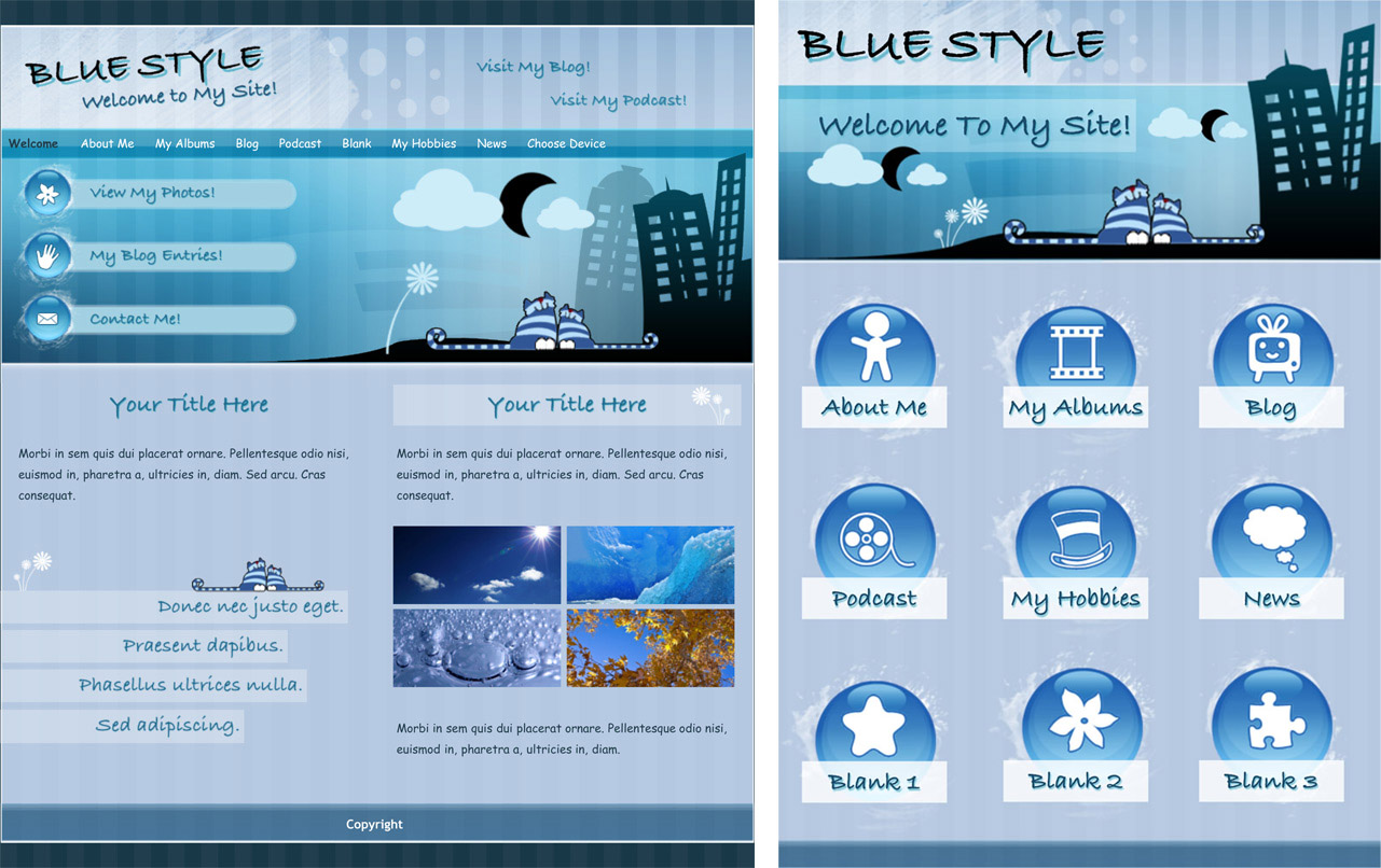 iPresentee unveils iWeb Themes for iPhone and iPod touch prMac