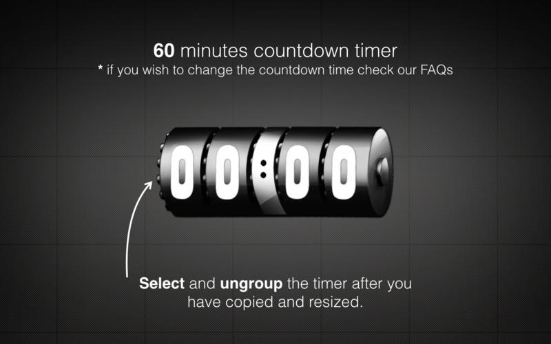 Countdown Timers for Keynote